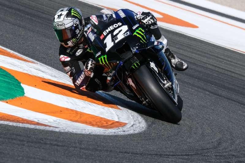Maverick ha sido el más rápido de las dos jornadas de pruebas en el Circuit Ricardo Tormo.