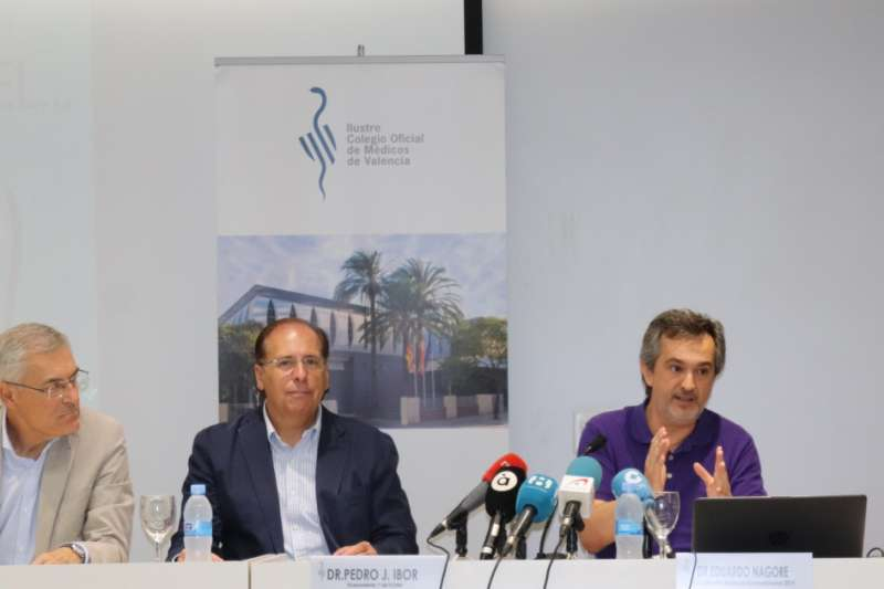 Presentación campaña Euromelanoma 2019.FOTO COMV.ES