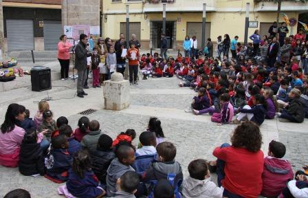 El colegio Santa Cruz es referente en educación multicultural y es un proyecto educativo que ha sido reconocido con numerosos premios. FOTO: EPDA.