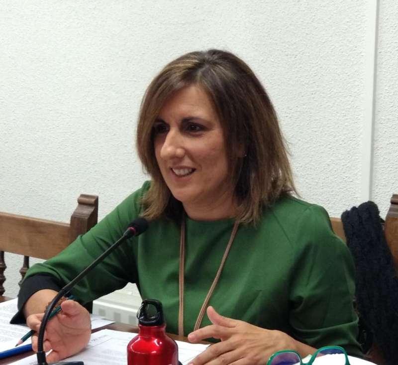 Yolanda Ramírez. EPDA