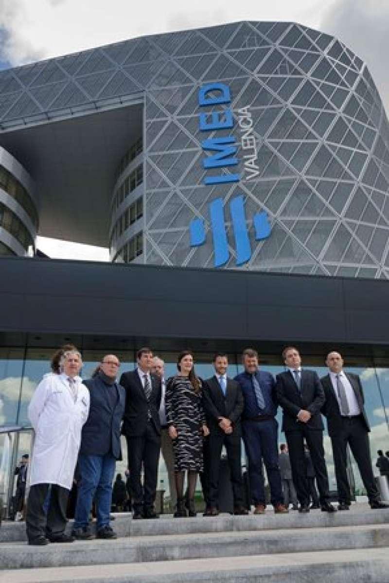 Inauguración oficial de IMED Valencia. EPDA