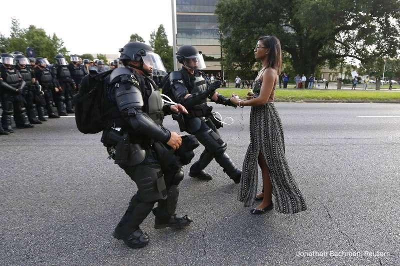 Foto de Jonathan Bachman para Reuters