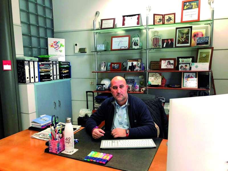 El alcalde de Massamagrell, Paco Gómez. / EPDA