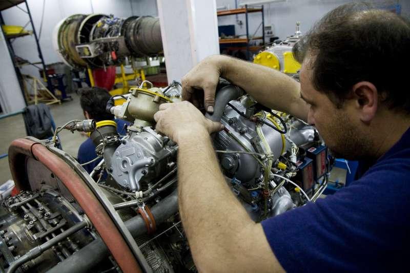 Mecánico de aviones