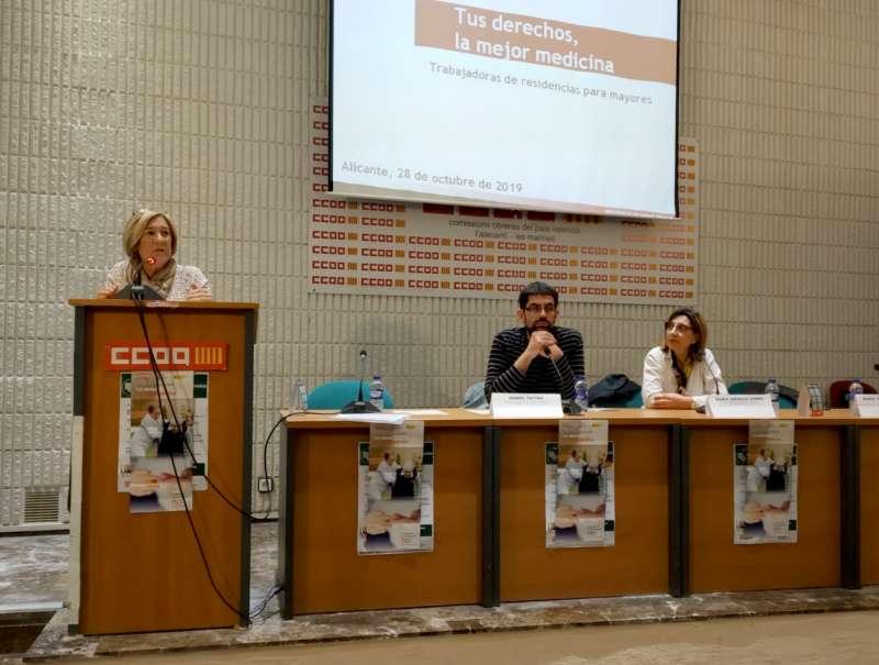 Jornadas CCOO Alicante -EPDA