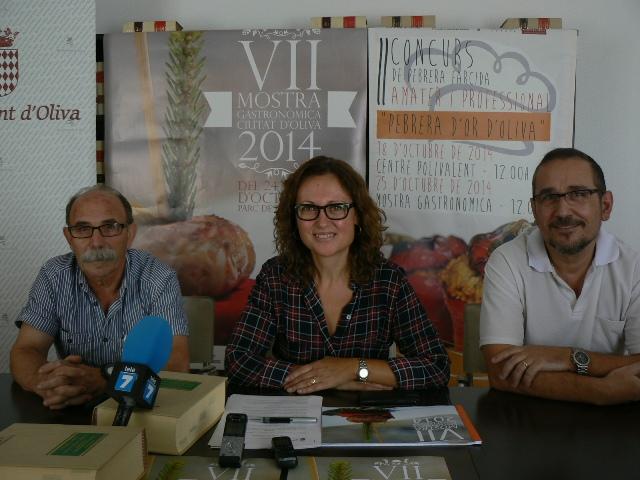 Imagen de la presentación. FOTO: EPDA