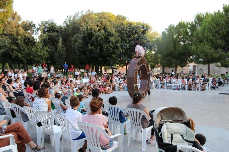 Gran èxit del festival Llíria Escènica