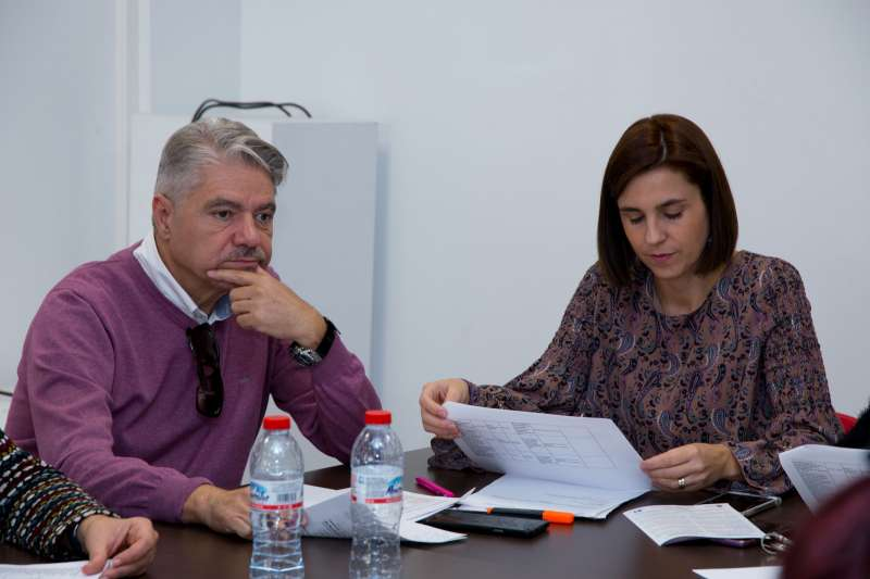 Mesa Plan de Igualdad. EPDA
