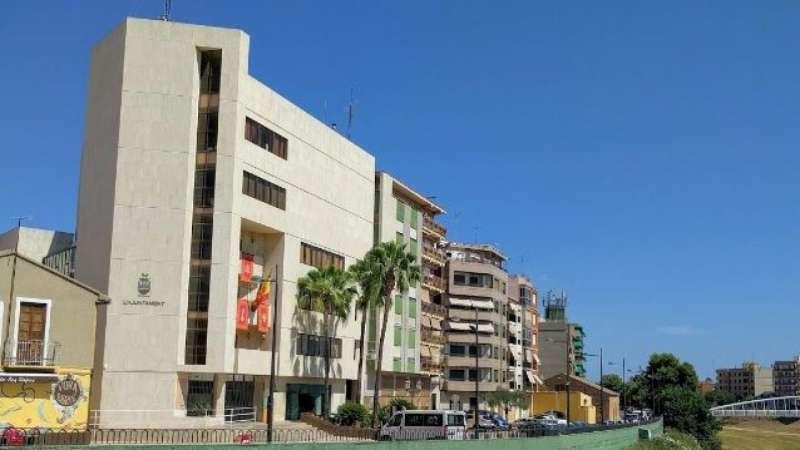 Ayuntamiento de Paiporta. EPDA