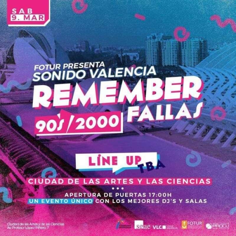 Cartel promocional del festival.