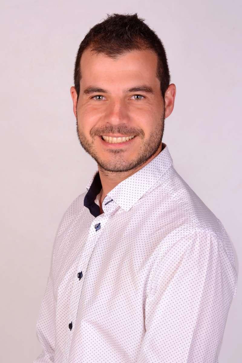 Marc Oriola, concejal de El Puig. FOTO EPDA