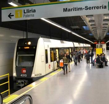 Metrovalencia. Foto EPDA