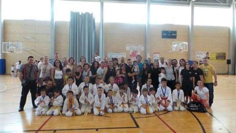 El Club Karate Sedaví. epda