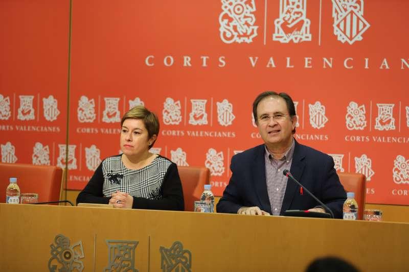 El portavoz adjunto de Cs, Juan Córdoba