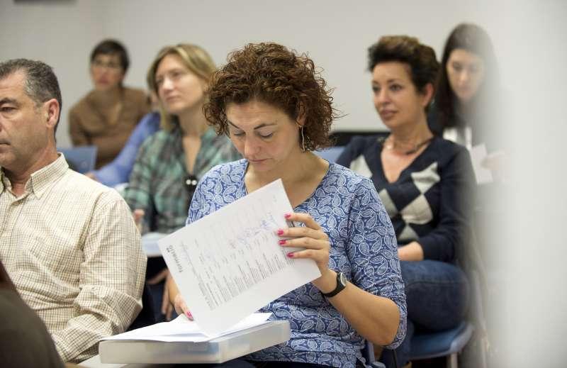 Cursos de formació de la Diputació de València.
