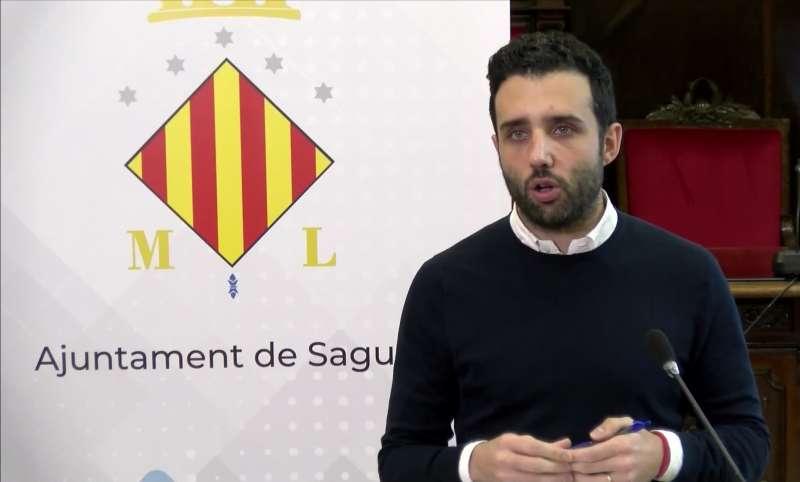 Darío Moreno ha explicado la iniciativa.