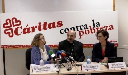 Cáritas Diocesana de Valencia. Foto A. SÁIZ/AVAN