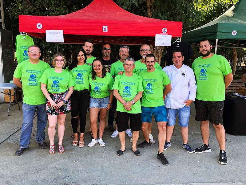 La organización corrió a cargo del Motoclub Segorbe-Alto Palancia