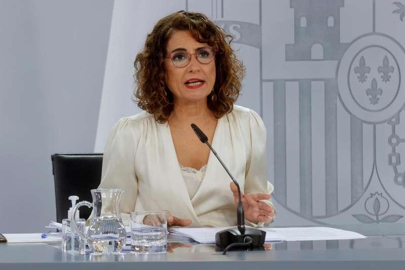 Imagen de archivo de la ministra de Hacienda, María Jesús Montero.