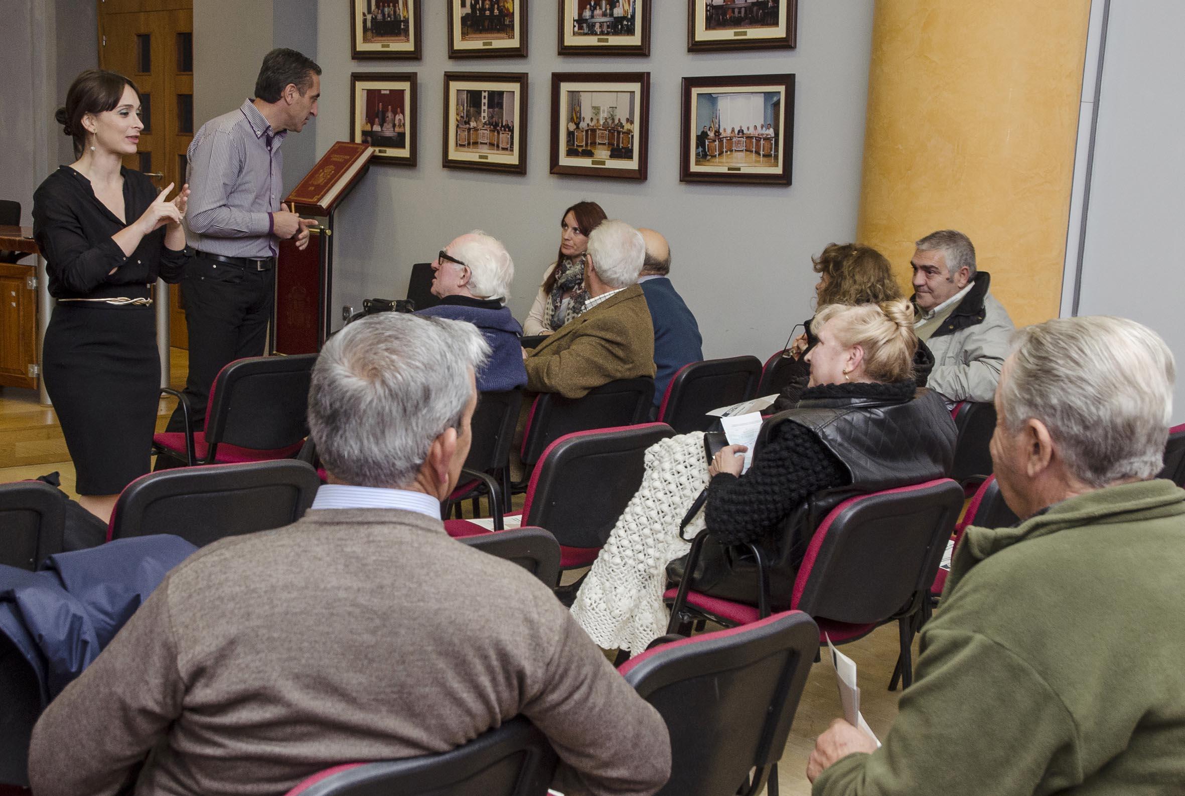 Los responsables del Consorcio explicaron el cambio en el modelo de gestión. FOTO: EPDA