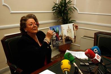 Rita Baberá. FOTO VALENCIA.ES