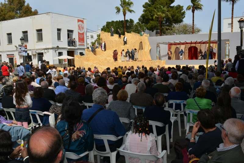 Domingo de Ramos en Benetússer