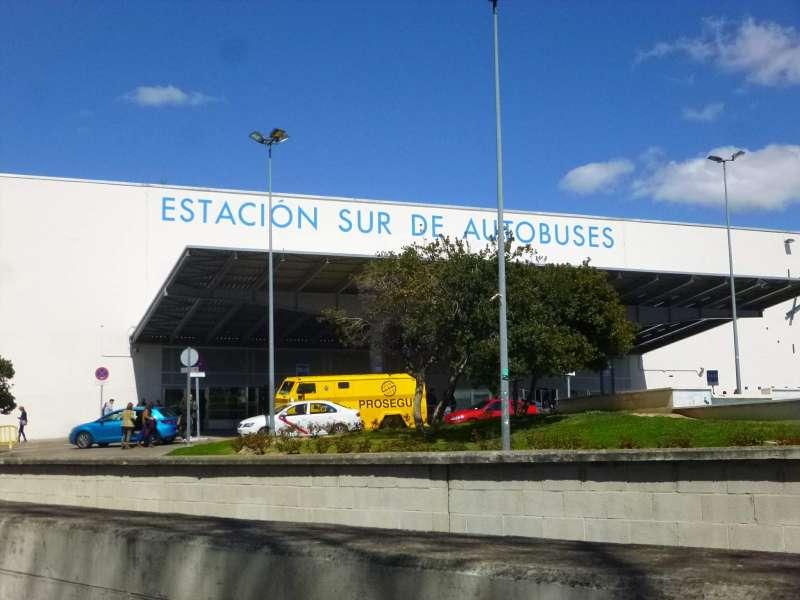 Estación de autobuses. EPDA