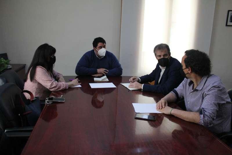 Reunió dels alcaldes. EPDA.