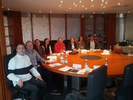 Reunión de la Red Española del Pacto Mundial con sus empresas socias de la provincia de Castellón.