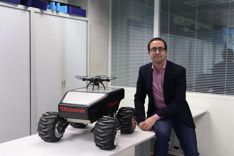 El experto en transporte y tecnología José Francisco Montserrat, investigador de la Universitat Politècnica de València, en una imagen de la UPV.