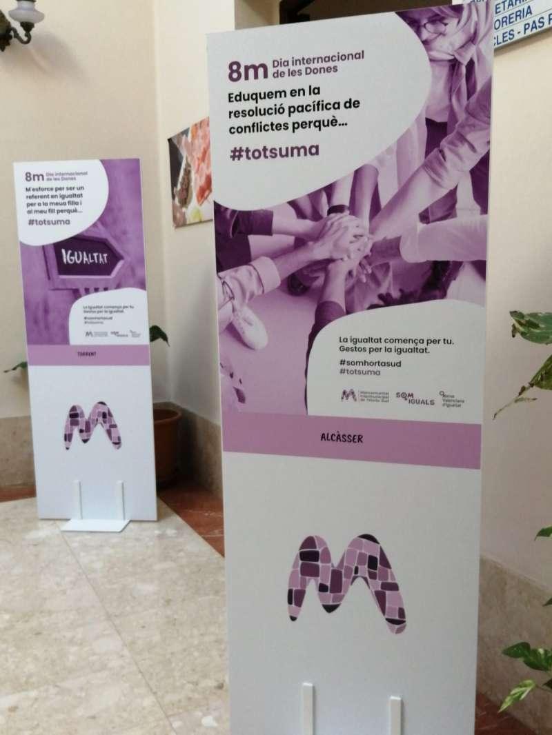 Exposició a Alcàsser. EPDA