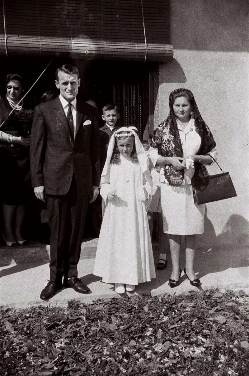 Miguel Espinosa, en una foto de 1964. EPDA