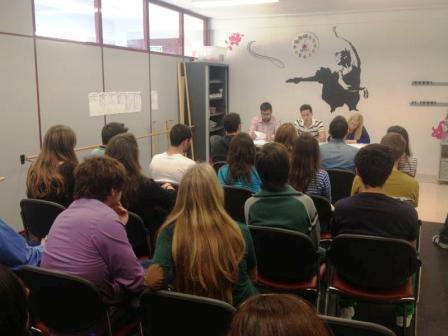 Programa de intercambio internacional de jóvenes con Polonia. Foto EPDA