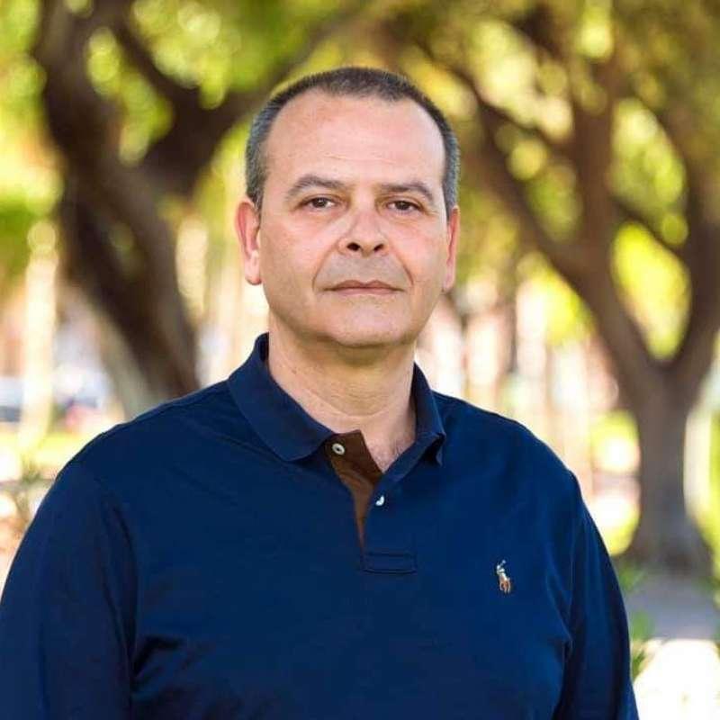 El nuevo Presidente D. Luís Julián García Martinez. EPDA