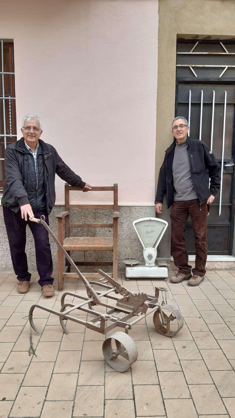Donació família López Monzó. -EPDA