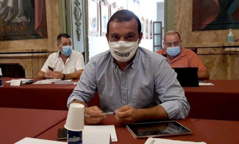 Andrés Martínez diputado provincial del PP