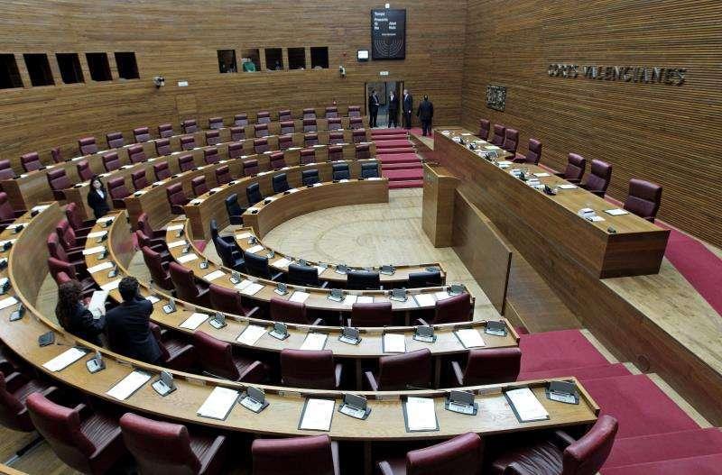 Imagen de archivo de Les Corts Valencianes.
