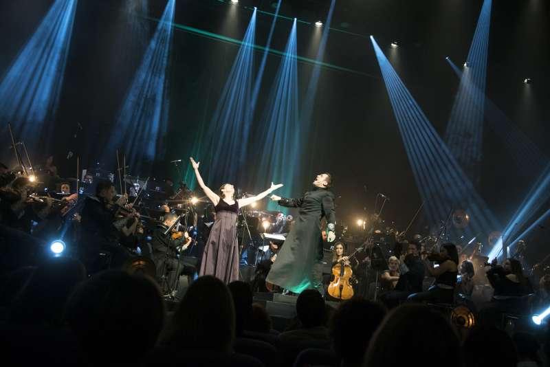 Una de las actuaciones de Film Symphony Orchestra.- EPDA