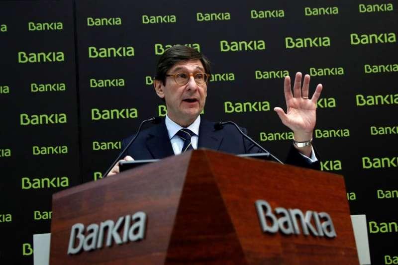 El presidente de Bankia, José Ignacio Goirigolzarri.EFE/J.J. Guillén/Archivo