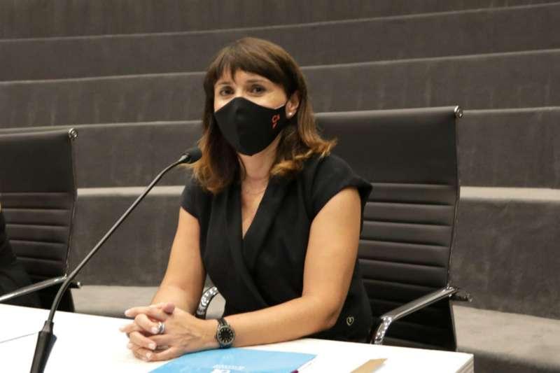 Julia Parra, vicepresidenta de la corporación provincial