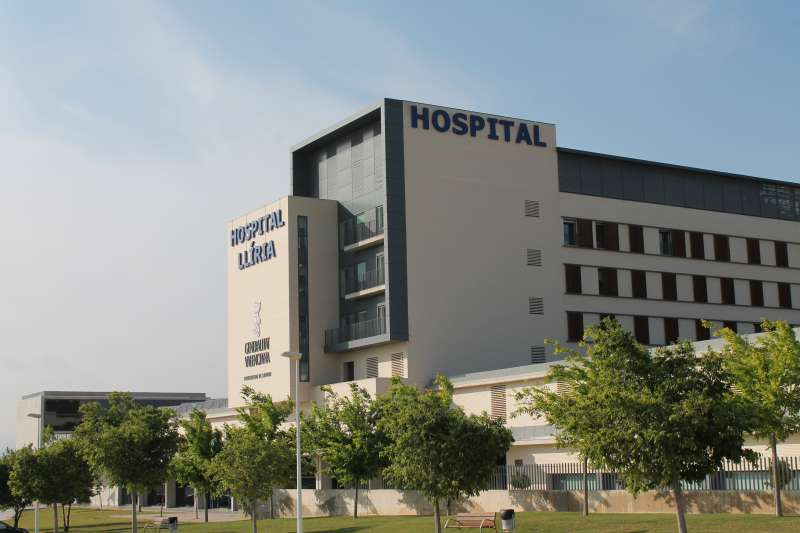 Hospital de Llíria. EPDA.