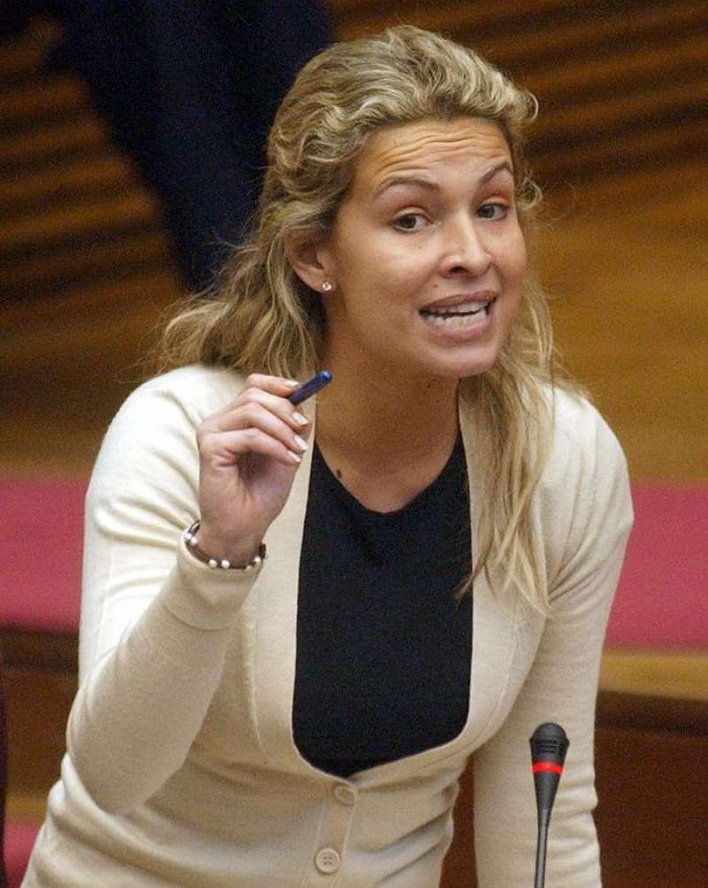 La exdiputada del grupo popular Elvira Suanzes. EFE/Archivo