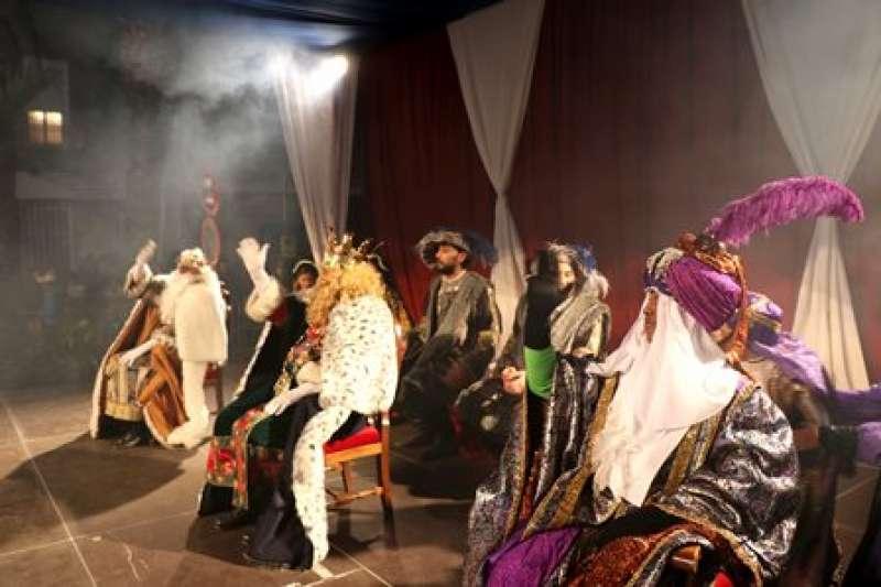 Cabalgata de los Reyes Magos en Torrent. EPDA