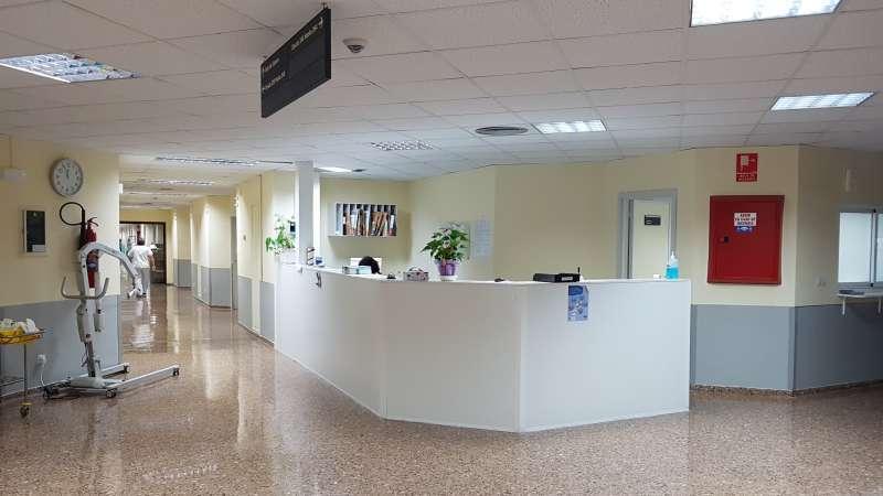 Imagen del Hospital.