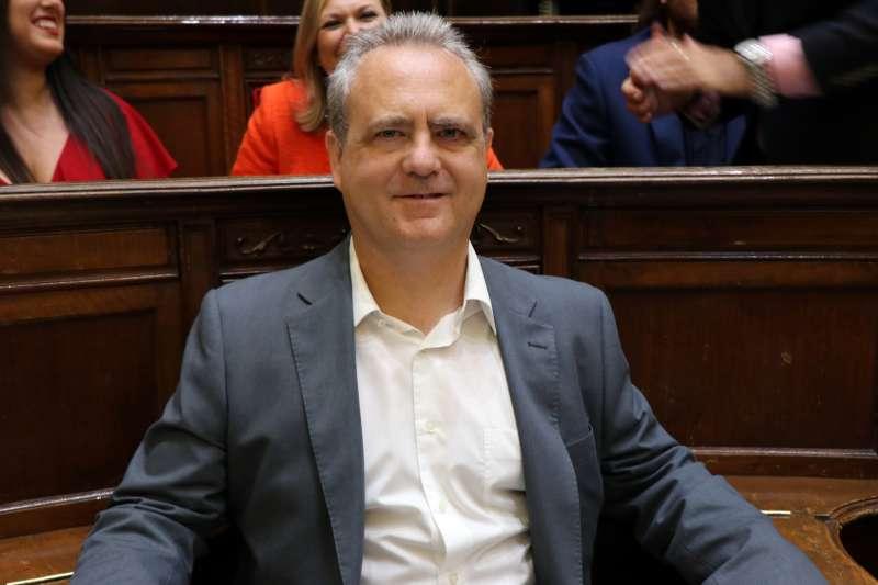 El concejal de Educación, José Manuel Tarazona.