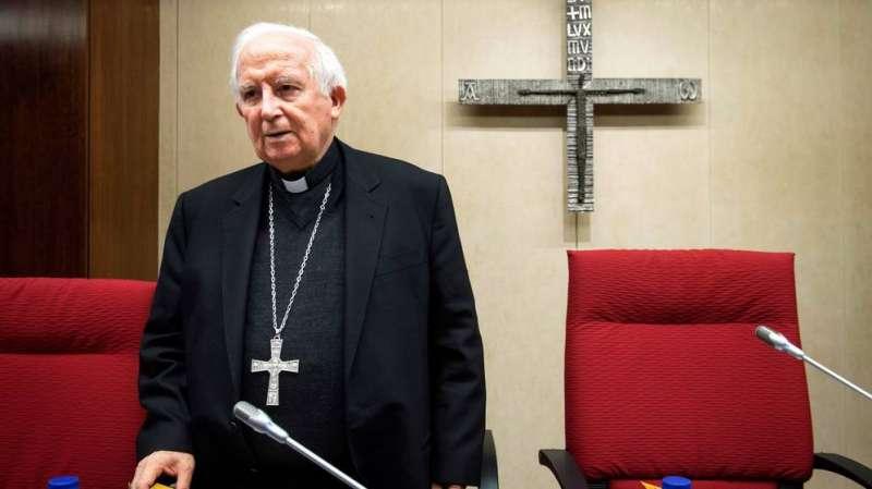 Cardenal Cañizares. / epda