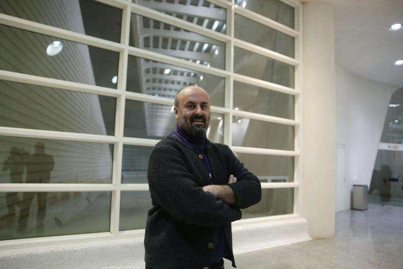 El exintendente del Palau de les Arts Davide Livermore. EFE/Archivo