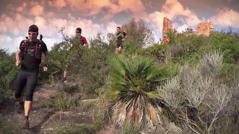 Imagen del vídeo promocional de la carrera