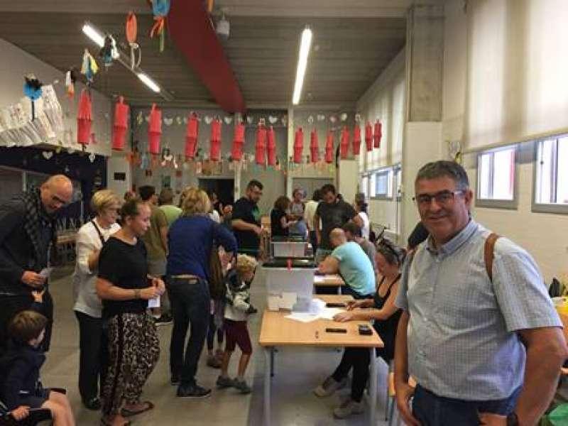Imagen del edil de Burjassot remitida por el PP de Burjassot. EPDA