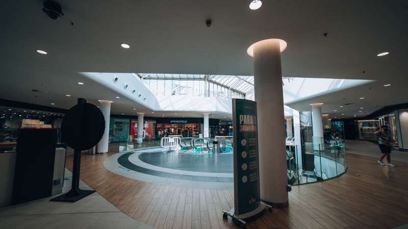 Interior CC El Saler./PDA